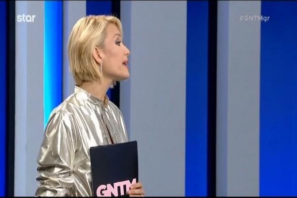 GNTM: Η παίκτρια που στράβωσε και εξόργισε την Καγιά! (video)