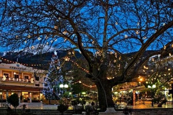 Ετοιμάζεσαι για τις χειμερινές διακοπές σου; - Κάνε Χριστούγεννα στην ονειρεμένη Ευρυτανία!
