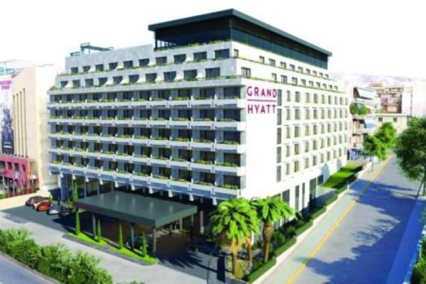 Grand Hyatt: Το πανέμορφο ξενοδοχείο που άνοιξε τις πόρτες του στην Αθήνα!