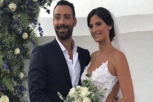 Χριστίνα Μπόμπα: Η απίστευτη αποκάλυψη που έκανε για τον γάμο! - «Στον πρώτο μας χορό ο Σάκης...»