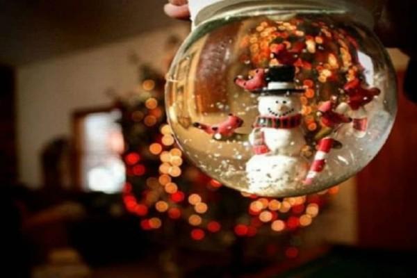 5 ιδέες για στολισμό χριστουγεννιάτικου δέντρου!
