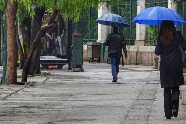 Συννεφιασμένος προβλέπεται ο καιρός, σήμερα Κυριακή! - Σε ποιες περιοχές θα βρέξει;