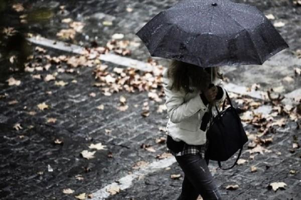 Βροχές και ισχυροί άνεμοι προβλέπονται σήμερα, Τετάρτη! - Πέφτει κι άλλο η θερμοκρασία!