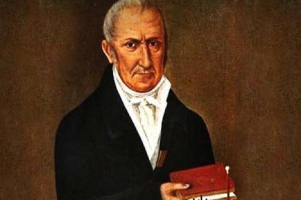 Σαν σήμερα, στις 3 Νοεμβρίου το 1869, πέθανε ο Ανδρέας Κάλβος!