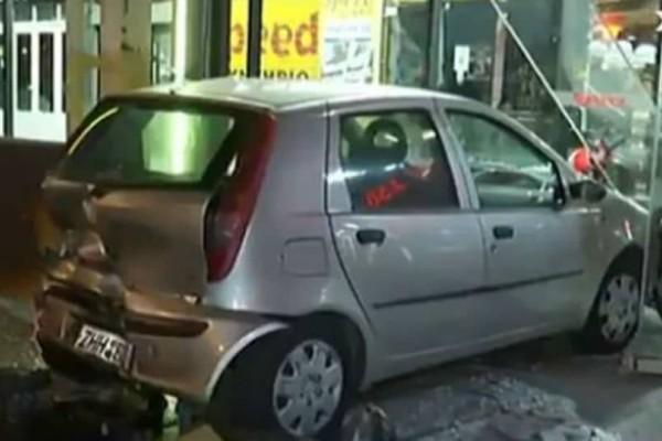 Χαϊδάρι: Τροχαίο ατύχημα με δύο τραυματίες