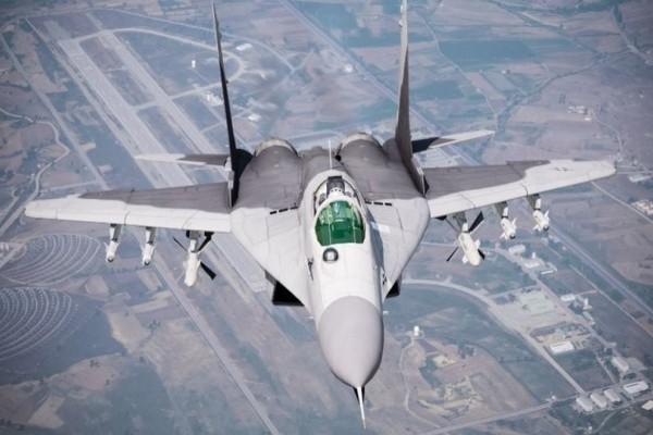 Αίγυπτος: Συνετρίβη μαχητικό αεροσκάφος!