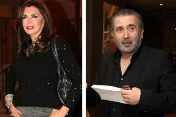 Λαζόπουλος - Ντενίση: Μετά την κόντρα ήρθαν οι...αγκαλιές και τα φιλιά!