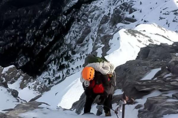 Μέτσοβο: Επιχείρηση απεγκλωβισμού 4 ορειβατών
