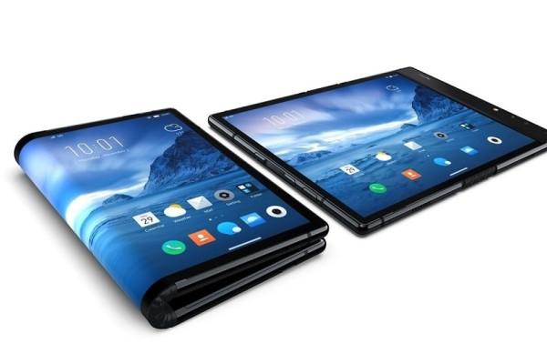 Έρχεται το νέο έξυπνο κινέζικο κινητό! - Διπλώνει σαν πορτοφόλι και είναι σαν τάμπλετ ευλύγιστο! (Video)