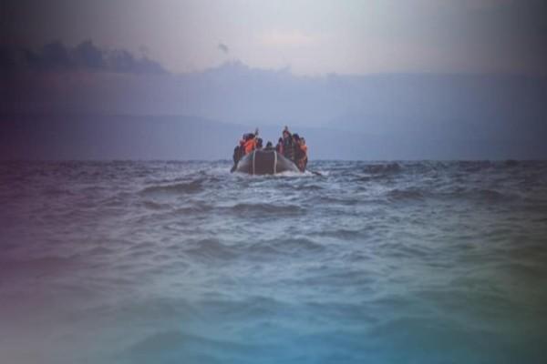 Θρίλερ με σκάφος ανοιχτά της Κρήτης!
