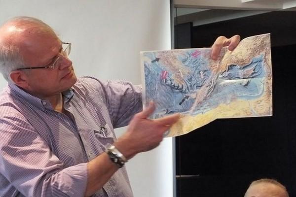 Αποκάλυψη από τον σεισμολόγο Τσελέντη: Έρχεται μεγάλος σεισμός στον Κορινθιακό!