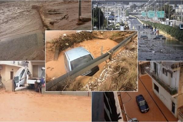 Βιβλική καταστροφή στην Ελλάδα: Ανατριχιαστική πρόβλεψη επιστημόνων! (Video)