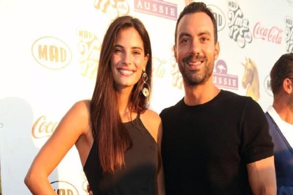 Χριστίνα Μπόμπα - Σάκης Τανιμανίδης: Το ζευγάρι μας δείχνει την εντυπωσιακή κρεβατοκάμαρα του!