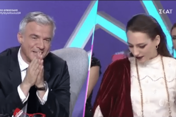 My style rocks 2 Gala: Δε θα πιστεύετε τι ζήτησε ο Δημήτρης Αργυρπόπουλος από τη Φωτεινή! (video)