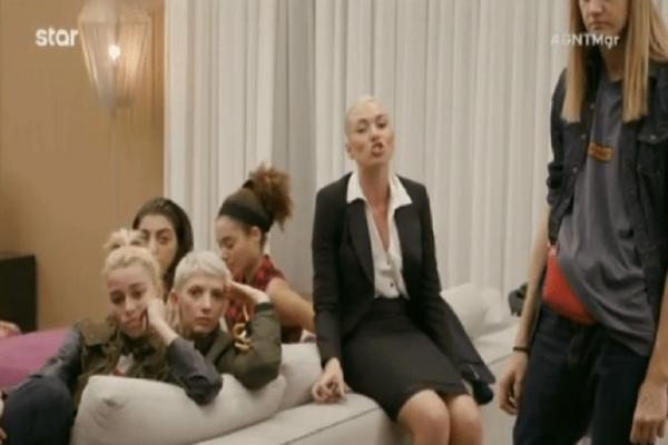 GNTM: Το καρφί της Ιωαννίδου για την Αμανατίδου και η σφαγή με την Μικαέλα! (Video)