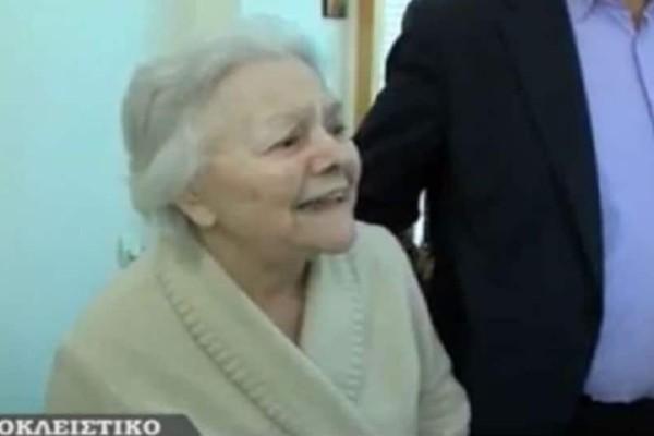 Μαίρη Λίντα: Η συγκινητική εξομολόγηση της τραγουδίστριας! - Ραγίζει καρδιές μέσα από το γηροκομείο! (Video)