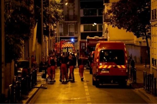 Τραγωδία στο Παρίσι: Τέσσερις νεκροί από φωτιά σε πολυκατοικία!