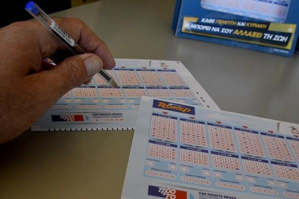 Ξάνθη: Δεν φαντάζεστε πόσα λεφτά κέρδισε στο τζόκερ με... 1,5 ευρώ!