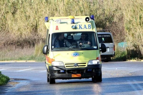 Θεσσαλονίκη: Οδηγός χτύπησε μοτοσικλετιστή και τον εγκατέλειψε σοβαρά τραυματισμένο