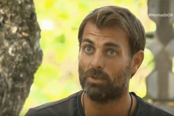 Nomads 2: Τα αρνητικά σχόλια και το... Survivor! Δείτε τι είπε ο Στέλιος Χανταμπάκης για τη συμπεριφορά του (video)