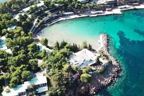 Ελλάδα: Ο παράδεισος της γης από ψηλά (video)
