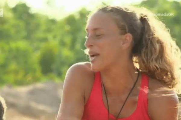 Nomads 2: Φανερά εκνευρισμένη η Καμαρωτάκη με τον Αναγνωστόπουλο! Τι συνέβη; (video)