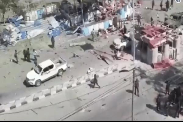 Μακελειό στη Σομαλία: 16 νεκροί από δύο εκρήξεις στο Μογκαντίσου!