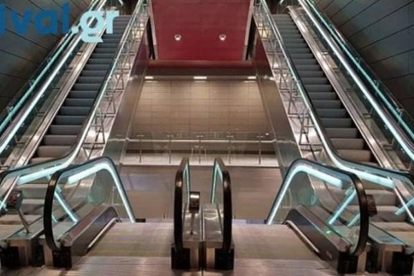 Όνειρο που έγινε πραγματικότητα: Μέσα στον πρώτο έτοιμο σταθμό του Μετρό Θεσσαλονίκης!