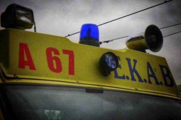 Τραγωδία στην Άρτα: Σφηνώθηκε στη διχάλα του δέντρου και καταπλακώθηκε από τον κορμό