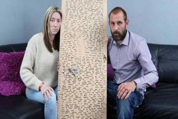 Μετακίνησαν τον καθρέφτη στο σπίτι κατά λάθος και τότε ανακάλυψαν το μυστικό της νεκρής κόρης τους!