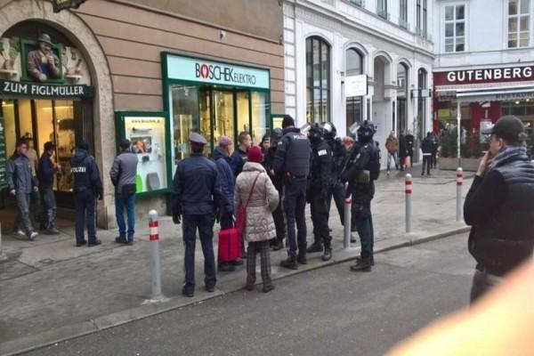 Πανικός στη Βιέννη: Νεκρός και τραυματίες από πυροβολισμούς σε εστιατόριο!