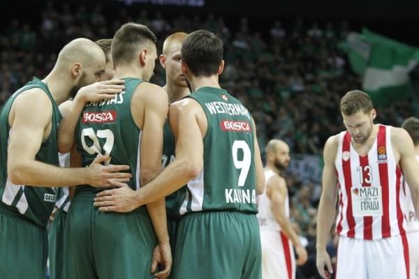 Euroleague: Το ρεσιτάλ του Σάρας διέλυσε τον Ολυμπιακό στην επανάληψη!