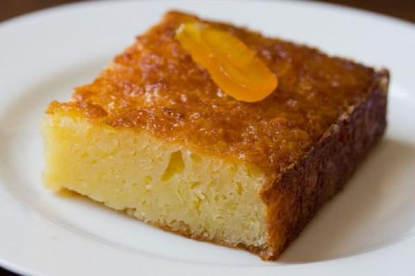 Η καλύτερη πορτοκαλόπιτα κέικ που λιώνει στο στόμα!