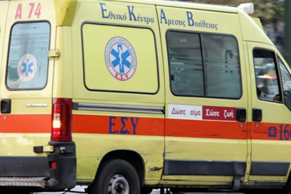 Κρήτη: Νέο εργατικό ατύχημα - Στο νοσοκομείο ο εργάτης!