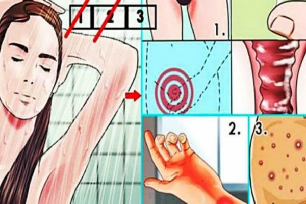 Προσοχή: Τι συμβαίνει στο ανθρώπινο σώμα εάν δεν πλυθεί για 2 ημέρες!