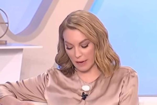 """""""Τα όργια στην τουαλέτα και το απαγορευμένο βίντεο"""": Σοκάρει η Τατιάνα Στεφανίδου!"""