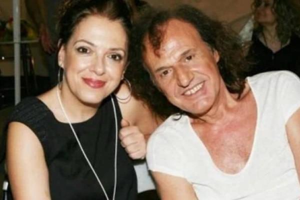Eλένη Ράντου - Βασίλης Παπακωνσταντίνου: Πιο ερωτευμένοι από ποτέ! Σπάνια δημόσια έξοδος για το ζευγάρι (photos)