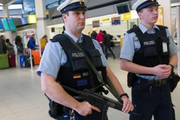 Γερμανία: Μπαράζ συλλήψεων υπόπτων για τρομοκρατικές επιθέσεις