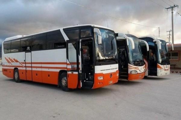 Άγνωστοι τοποθέτησαν γκαζάκια σε λεωφορείο του ΚΤΕΛ Αττικής!
