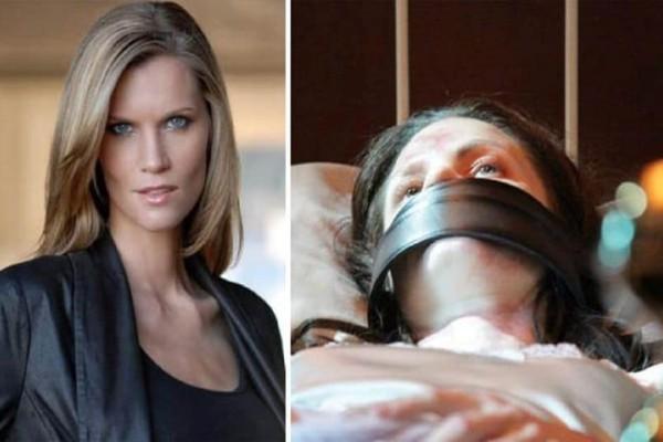 Πανέμορφη ηθοποιός έγινε σκλάβα για 8 άνδρες: Τη βίασαν με την απειλή όπλου!