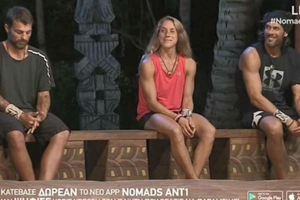Nomads 2: Αυτοί είναι οι δυο παίκτες που αποχώρησαν από την Μαγαδασκάρη απόψε! (βίντεο)