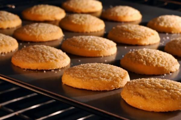 Τα καλύτερα και πιο εύκολα μπισκότα βουτύρου!