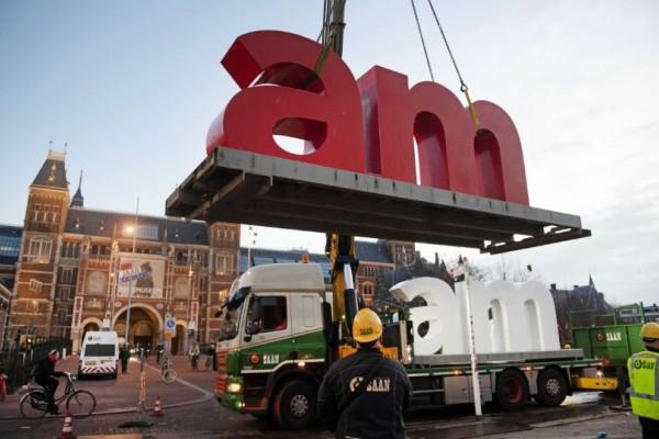 «Παρελθόν» το «I Amsterdam»: Γιατί ποιο λόγο «ξήλωσαν» το διάσημο αξιοθέατο;