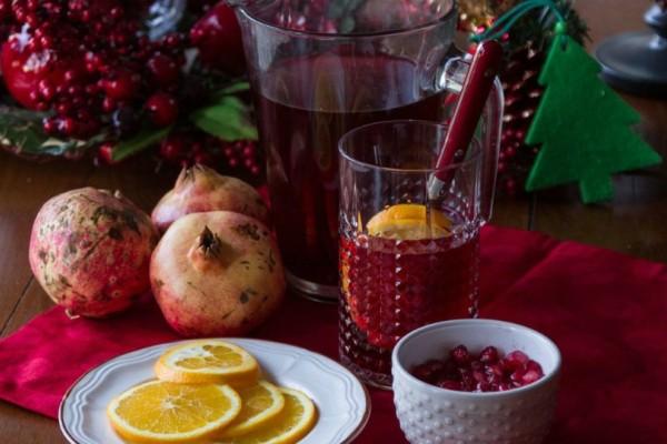 Το ιδανικό κοκτέιλ για τις γιορτές που θα εντυπωσιάσει τους καλεσμένους σου!