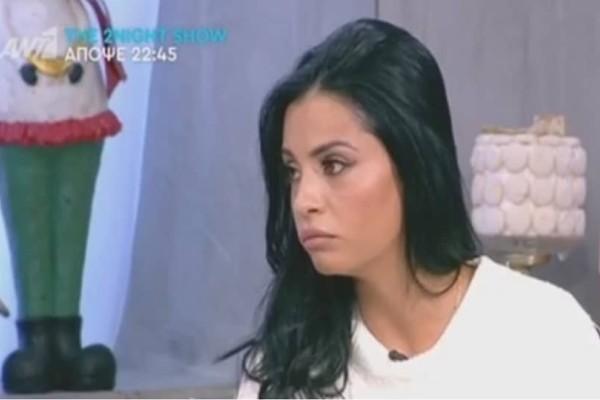 Δήμητρα Αλεξανδράκη: Το δημόσιο άδειασμα στην Ιωάννα Μπέλλα! (Video)