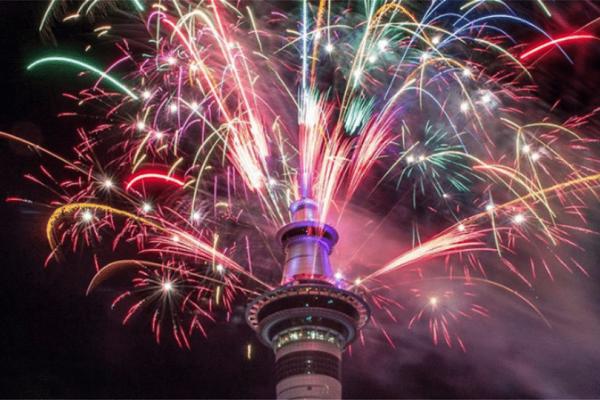 Happy New Year: Αυτές είναι οι πρώτες χώρες που υποδέχτηκαν το 2019!