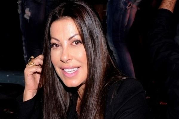 Σοκαριστική εικόνα: Άλλαξε πάλι πρόσωπο η Άντζελα Δημητρίου!