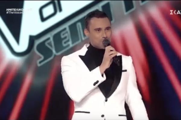 The Voice: Ο πρώτος ημιτελικός! Τι ανακοίνωσε ο Γιώργος Καπουτζίδης; (video)
