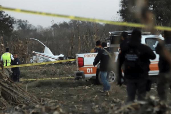 Τραγωδία: Συνετρίβη ελικόπτερο - Νεκροί η κυβενήτρια της πολιτείας Πουέμπλα και ο σύζυγός της