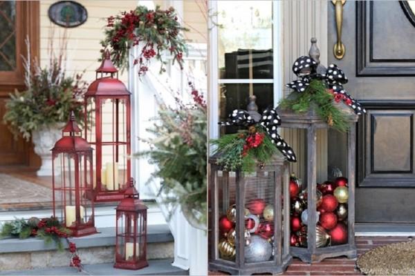 Οι πιο εύκολες και πρωτότυπες χριστουγεννιάτικες ιδέες διακόσμησης!